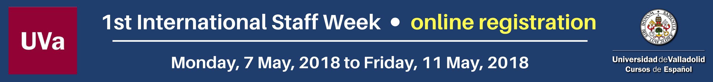 Banner International Staff Week
