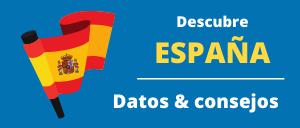 Banner descubre España - Cursos de español de la Universidad de Valladolid