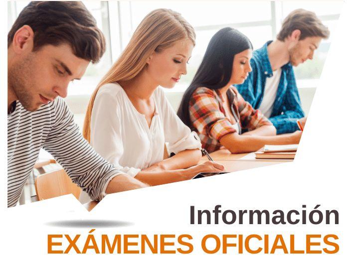 Exámenes oficiales español - imagen home Universidad de Valladolid