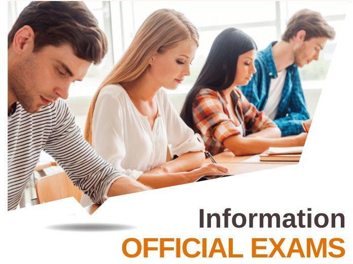 Information Official Exams Cervantes - home Universidad de Valladoild
