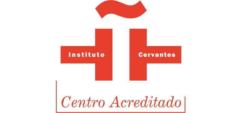 Logo centro acreditado cervantes para web